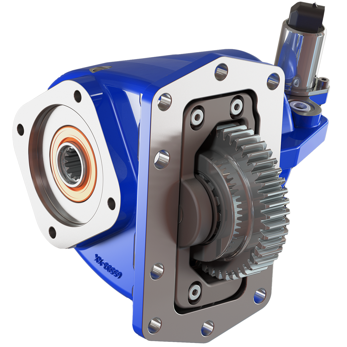 Ford 10-speed transmission PTO from Muncie Power Products