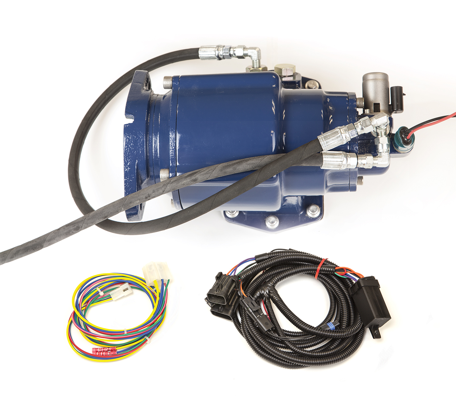 Exclusively Designed Hino 338 Series PTO and Installation Kit