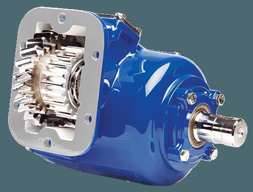 CS6/CS8 Series Power Take-Off